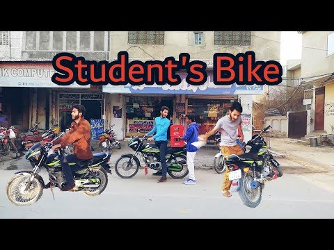 Student's Bike || When student buy a new bike | When it become old | SirPhiray