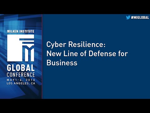 Cyber Resilience: New Line of Defense for Business
