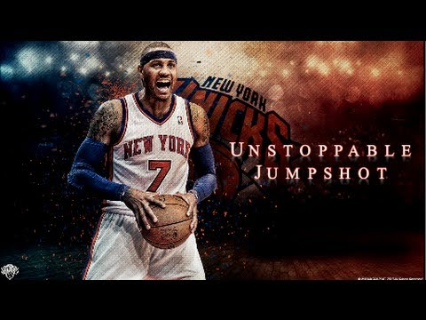 Carmelo Anthony -