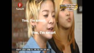 [hd] F(x) - Amber Likes To Be Praised...(lol)
