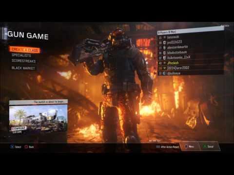 COD BO3 - Gun Game   Almost Comeback