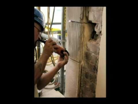 Historic Masonry Training - Dutchman Stone Repair