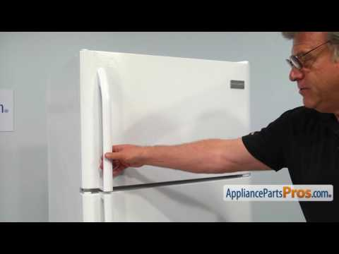 Refrigerator Freezer Door Gasket (part #241872503) - How To Replace