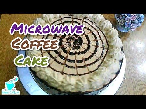 Microwave Coffee Cake Recipe in Urdu~How to make Microwave Coffee Cake~Cake Recipe in Urdu