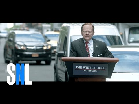 Creating Saturday Night Live: Sean Spicer (Melissa McCarthy) Returns Outtakes