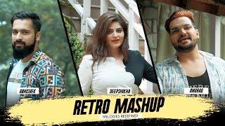 Retro Mashup | Yeh Jo Mohabbat Hai | Main Shayar To Nahi | Lag Jaa Gale | Ajeeb Dastan