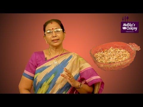 Fenugreek Sprouts Nut Salad | Mallika Badrinath Recipe