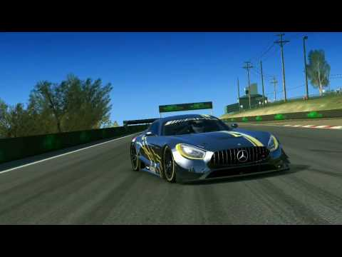 MERCEDES-AMG - Victory By Design - Stage 04 - Playing Dirty - Goal 1 of 4 - Gameplay