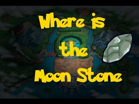 Where Is: The Moon Stone (Location 2) (Pokemon Black/White)