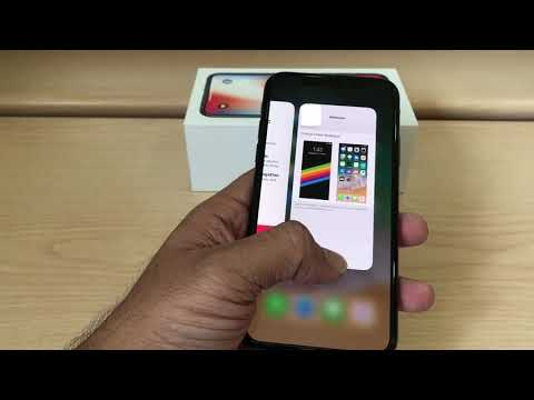 How to Kill or Force Quit Apps on iPhone X - iPhone Hacks - iPhone Hacks