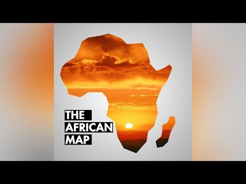 Create The African Map Using Adobe Photoshop CS6 - Part 1