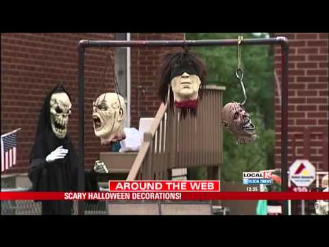 Scary Halloween Decorations!