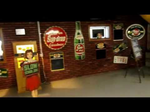Sundrop Bottling Plant and Historical Museum Shawano WI