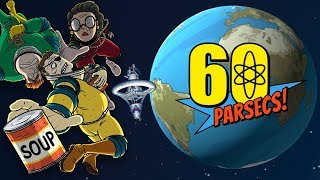 BLASTED OFF INTO SPACE WITH NOWHERE TO RUN | 60 Parsecs game [1]