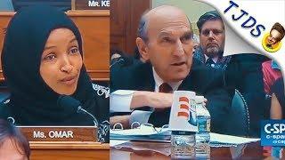 Ilhan Omar Humiliates War Criminal