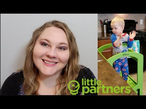 Little Partners Original Learning Tower Overview and Review!