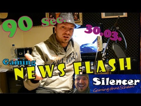 90 Sekunden News Flash 30.3: Company of Heroes 2 Battlefield 4 Total War: Arena PlayStation 4