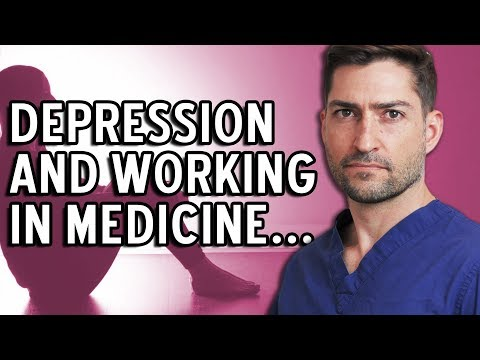 We Need To Talk About Depression & Medical Careers...