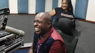 WELCOME MAN SAIMO NA KATTA AT KAMEME FM