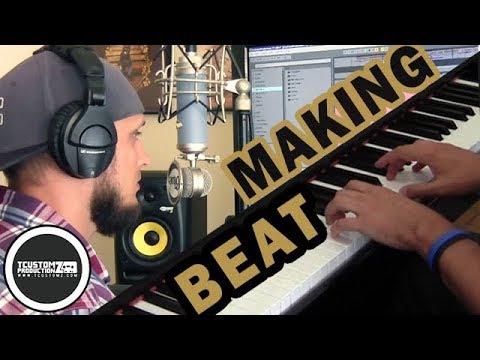 Piano x Vocal Beat Making -