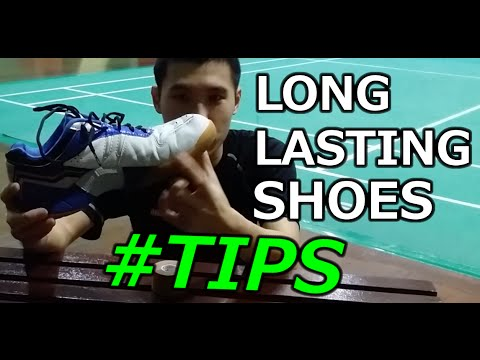 Make Your Badminton Shoes Last Longer | BG Academy