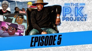 P.K. Subban details the first time he got punched in the face | The P.K. Project Ep. 5 | NBC Sports