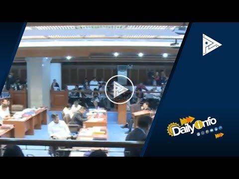 Senado, inaprubahan ang panukalang BBL