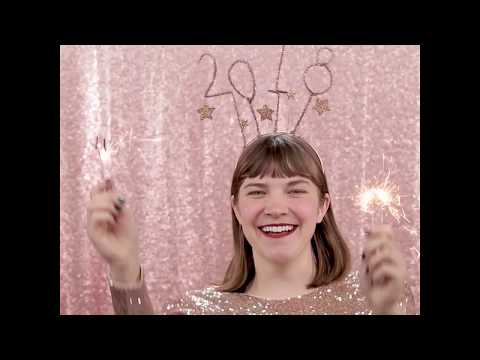 How to Make a New Year's Eve Crown