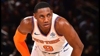 RJ Barrett Goes Behing-The-Back in First Game at MSG