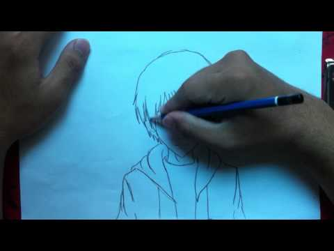 Make your own anime character in 3 minutes!