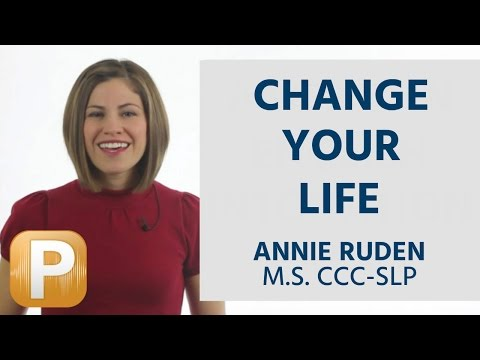Change your life through clear English Pronunciation