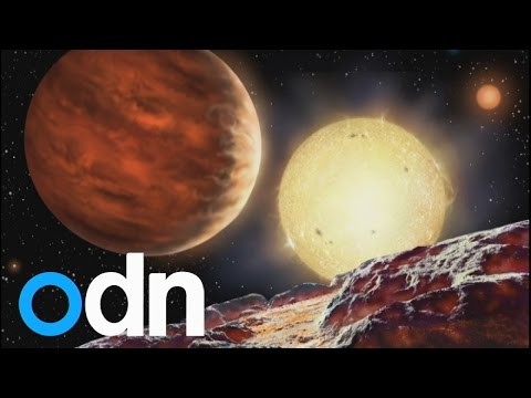 British teenager discovers distant planet while on work experience