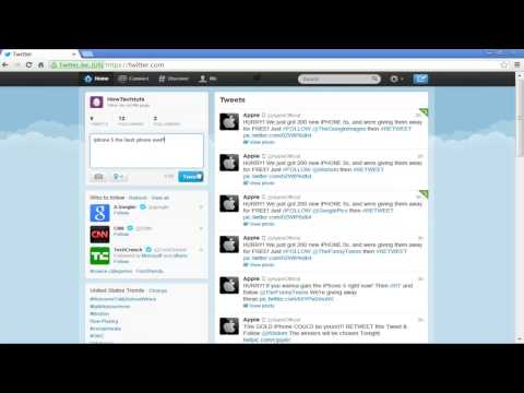 How to Promote Twitter Profile