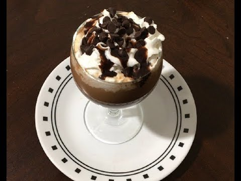 Chocolate Milkshake in telugu