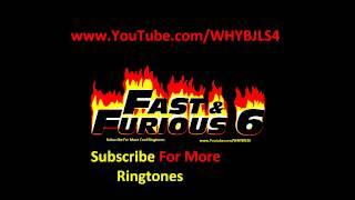 Fast & Furious 6 Ringtone