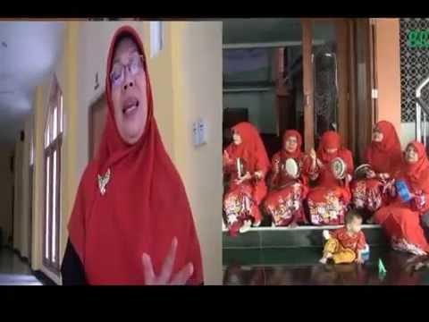 Qasidah Assyifa Meriahkan Peringatan Maulid di Masjid Baiturrahman Bambu Kuning