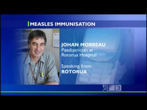Leading paediatrician labels NZ's immunisation records 'embarrassing'
