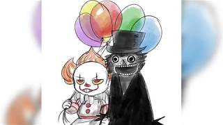 Pennywise and The Babadook are GAY and DATING | What