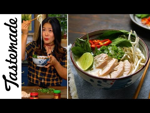 A Pho-king Brilliant Pho Hack | The Tastemakers- Seonkyoung Longest
