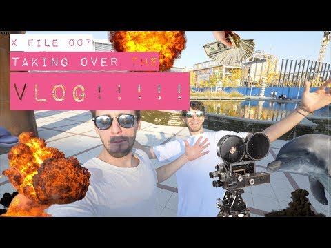 X FILE 007 - TAKING OVER THE VLOG!!!$! (most certainly NOT CLICKBAIT!!)