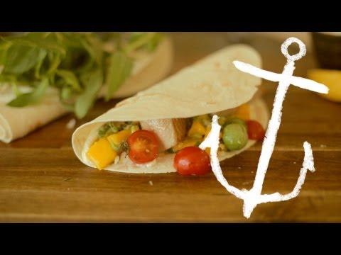 Awesome Fish Taco Recipe Bondi Harvest