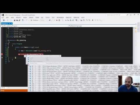How to update and save XML files
