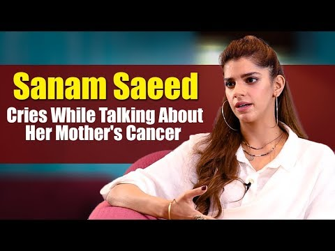 Xxx Mp4 Sanam Saeed Cries While Talking About Her Mother 39 S Cancer Desi Tv 3gp Sex