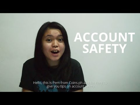 How to Keep your Coins.ph Wallet Safe?