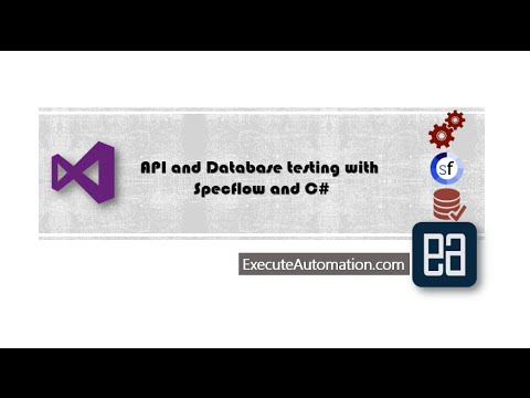 Part 4 - Writing API test with Specflow C#