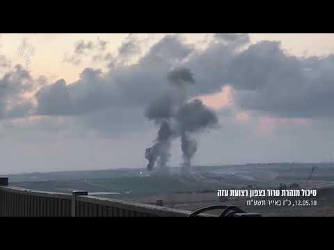 Watch: IDF demolishes terror tunnel