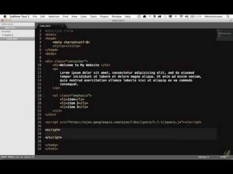 Day-3 : Learn jQuery in 30 days 3-The-Basics-of-Querying-the-Dom
