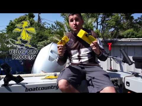 Hollandlures Yellowbird  new planer boards IF promo