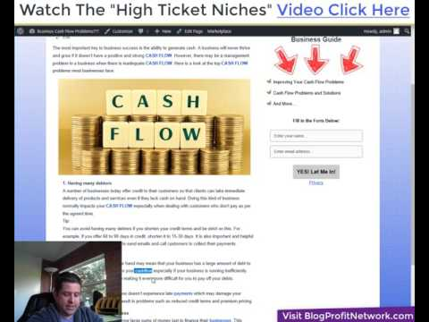Set Up Your Affiliate Blog For Paid Traffic And Affiliate Profits