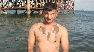Pakistani guys at baku beach